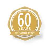 60 Years of Flexible Study Seal